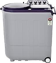 Whirlpool 8.5 Kg Semi-Automatic Top Loading Washing Machine (ACE 8.5 TRB DRY SILVER DAZZLE (5YR), Silver Dazzle)