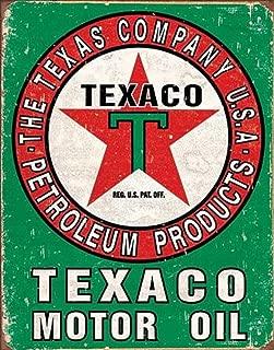 The Finest Website Inc. New Texaco Motor Oil 16