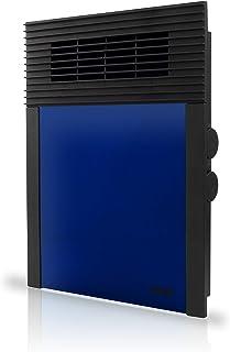 HJM 638 TERMOVENTILADOR VERTICAL, 1000 W, Plástico, 638A Azul