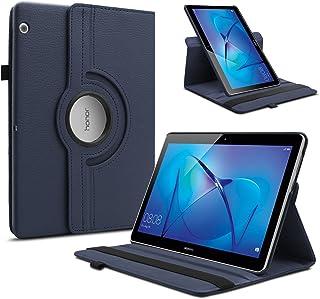 595fe6317bb Infiland Étui Housse pour la Tablette Huawei MediaPad T3 10, PU Cuir Etui  Végétale Fin