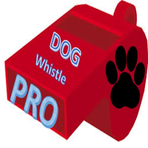 Dog Whistle Pro -high Frequency dog trainer