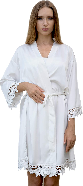 Bridesmaid Robes | Cute Wedding Robes Bridal Party | Set of Robes | Bridesmaid Gifts
