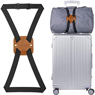 Bag Bungee, Luggage Bungee - Luggage Straps Suitcase Adjustable Belt – An Adjustable and Portable Travel Suitcase Accessor...