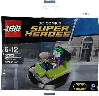 Lego - Carrito Chocón del Guasón de DC