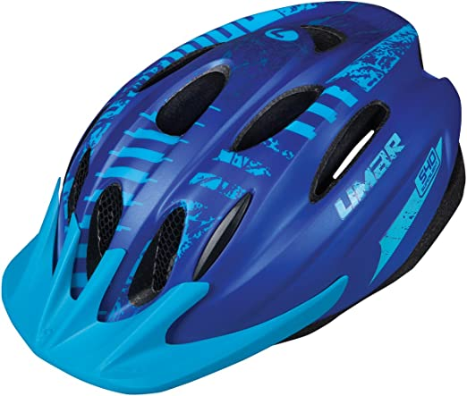 Road Cycling Helmet Matte Black CPSC Certified Limar SuperLight