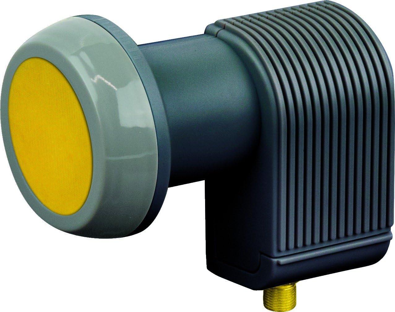 Schwaiger Single LNB 40mm Sun Protect Ziegelrot