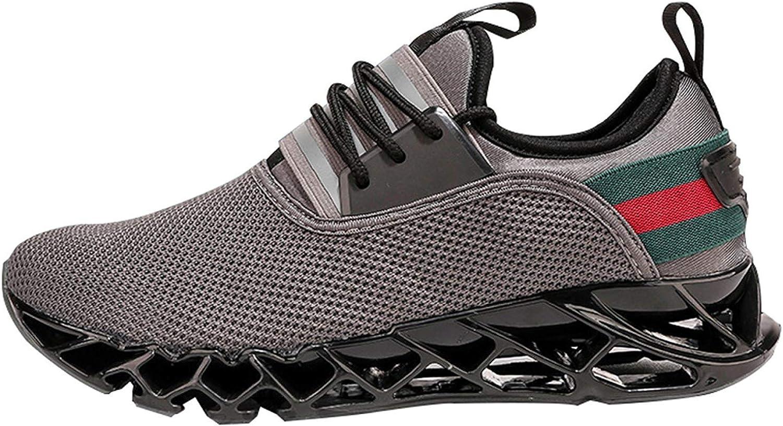 FuweiEncore Casual Men Walking Sneakers Slip On Sheet Outdoor Sport shoes Running shoes (color   3, Size   40EU)