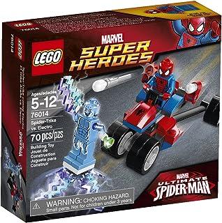 LEGO 76014 Superheroes Spider-Trike vs. Electro