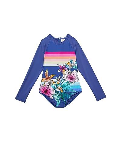 Hobie Kids Tropic Sunset Long Sleeve Paddlesuit (Big Kid)