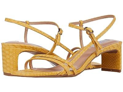 STEVEN NEW YORK Oceana (Yellow Multi) High Heels