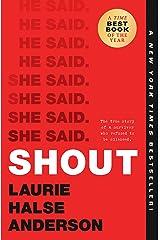 SHOUT Kindle Edition
