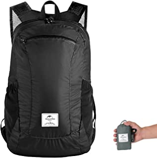 Ultralight Foldable Packable Water Repellent Hiking Daypack Backpack