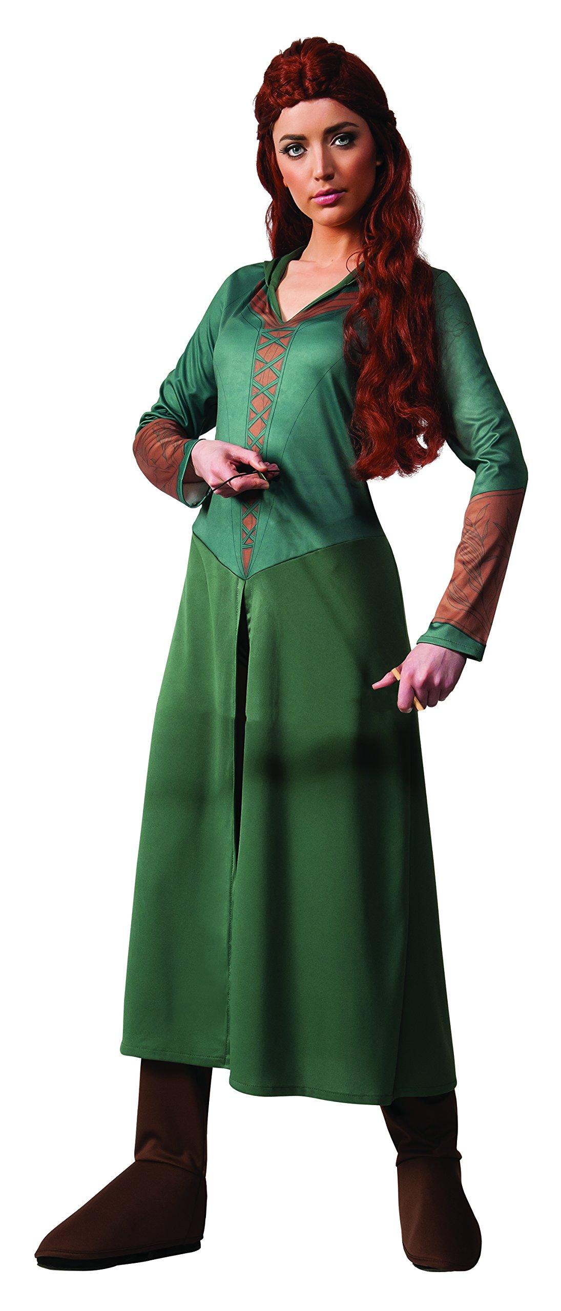 Disfraz de Tauriel El Hobbit La Desolación de Smaug para mujer ...