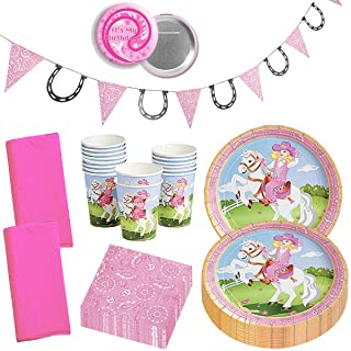 princess cowgirl party