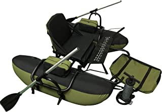Wistar Inflatable Fishing Pontoon boat-011