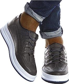 Leif Nelson Herren Schuhe für Freizeit Sport Training Freizeitschuhe Männer weiße Sneaker für Sommer Winter Sommerschuhe S...