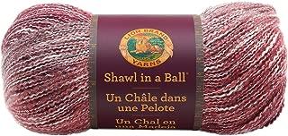 Lion Brand Yarn 828-301 Shawl in a Ball, Moonstone