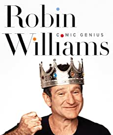 ROBIN WILLIAMS: COMIC GENIUS arrives on a Trio of DVD Releases Oct. 1 from Time Life