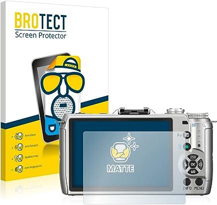 2 Unidades Transparente BROTECT Protector Pantalla Compatible con FujiFilm FinePix XP100