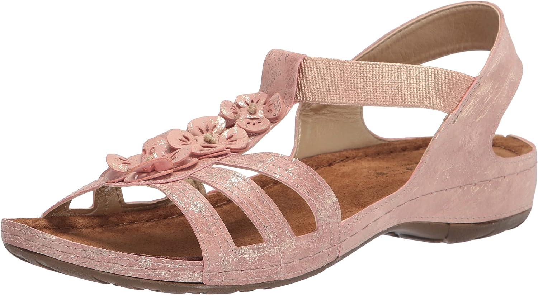 Flexus Rare Very popular Women's Adede Sandal T-Strap