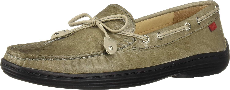 Industry No. 1 MARC JOSEPH NEW YORK Unisex-Child Comfort Slip Fashionable on Casual Moccasi