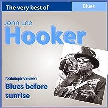 The Very Best of John Lee Hooker: Blues Before Sunrise (Anthologie, vol. 1)