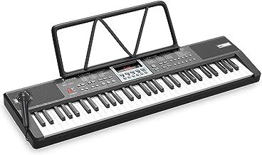 LAGRIMA LAG-710 Kids 61 Key Portable Electric Keyboard Piano