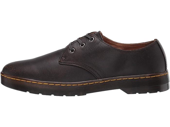 Martens Coronado Wyoming Black Shoes Tie 16592001 Men/'s Dr