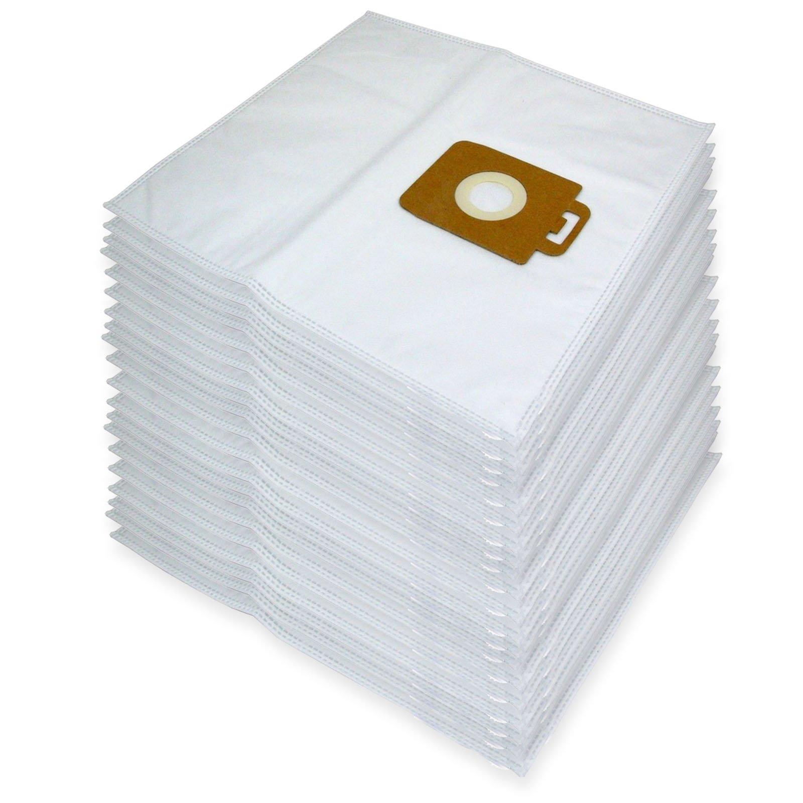 Spares2go - Bolsas de gamuza de microfibra para aspiradoras ...