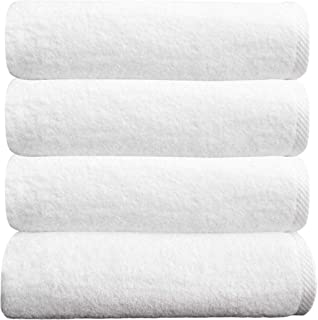 large thick bath towels