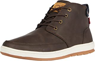 Levi's Mens Atwater Waxed UL NB Casual Sneaker Boot