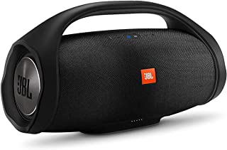 JBL Boombox Wireless Bluetooth Speaker with Indoor and Outdoor Modes – Waterproof – Siri and Google Compatible – Black