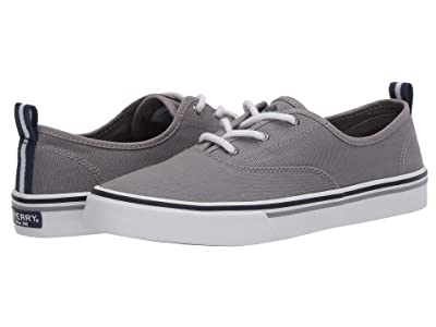 Sperry Crest CVO Canvas (Grey) Women