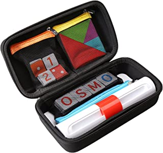 Aproca Hard Travel Storage Carrying Case Compatible with Osmo Genius Kit (Black)