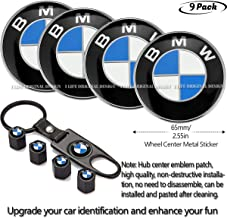 Best bmw wheel emblem Reviews
