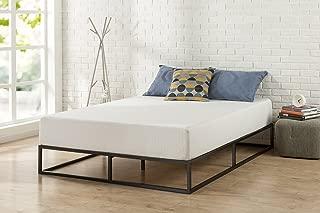 Zinus Joseph Modern Studio 10 Inch Platforma Low Profile Bed Frame / Mattress Foundation / Boxspring Optional / Wood slat support, Queen