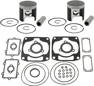 2 SPI Piston Kits 2010-2015 Arctic Cat 800 Snowmobiles Standard Bore 85mm