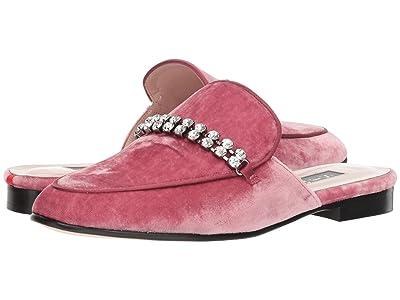 SJP by Sarah Jessica Parker Twain (Polite Pink Velvet) Women