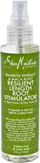 Shea Moisture Bamboo Extract and Maca Root Resilient Growth Root Stimulator by Shea Moisture for Unisex - 4 oz Trea, 118 ml