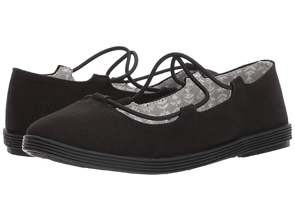 Blowfish Gastby (Black Rancher Canvas) Women