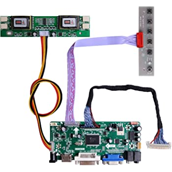 M220EW01 V5 LTM220M1 LTM220M2 HDMI  DVI VGA LCD-Bildschirm-Controller-Karte neu