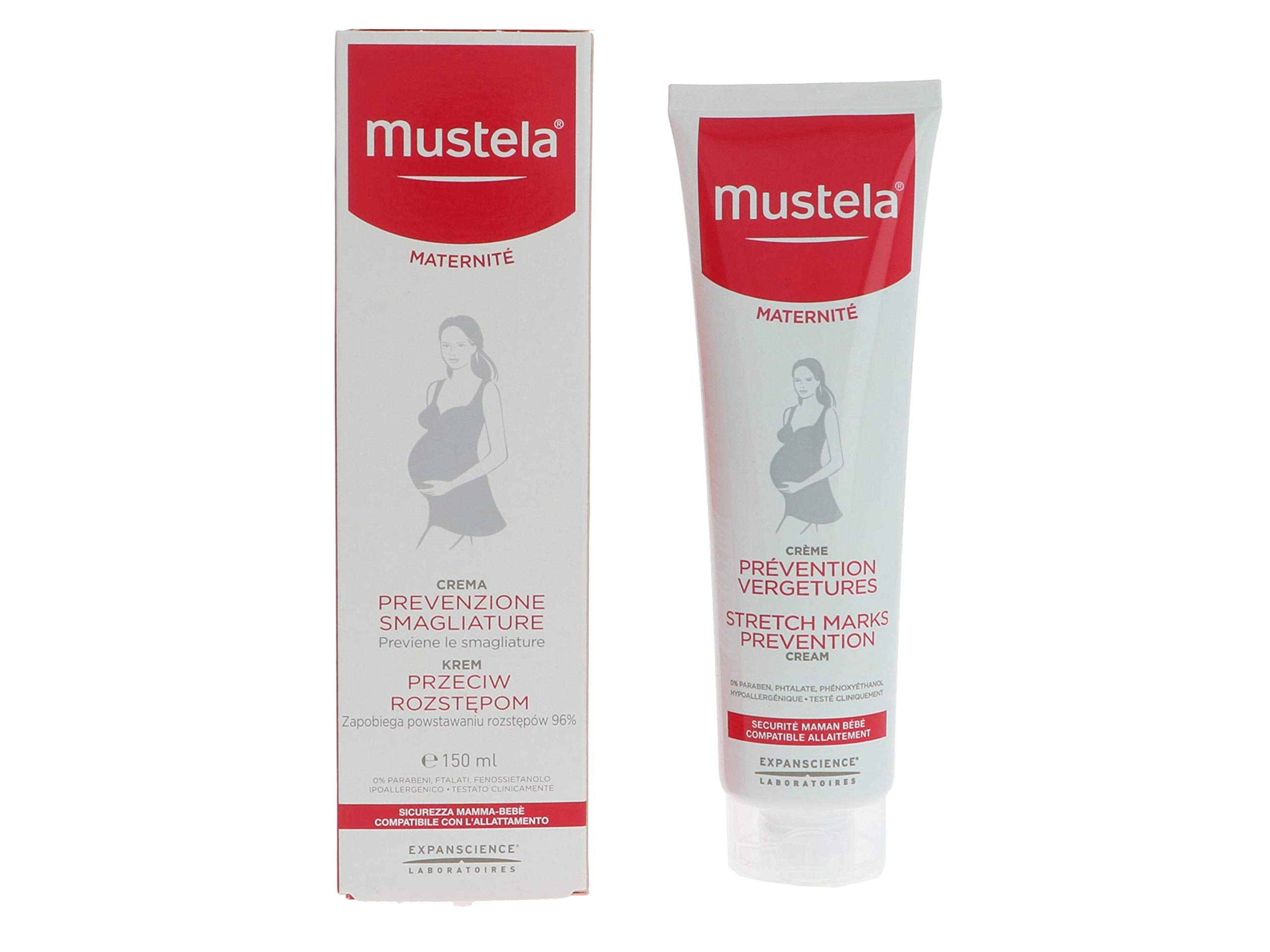 Mustela Stretch Marks Double Action Cream 150 Ml Buy Online In