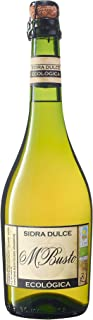 Sidra Ecológica M Busto Organic Cider (6x75cl