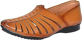 SIM STYLE Boys Traditional Leather Sandal