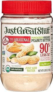 Organic Powdered Peanut Butter - 6.35 Oz.