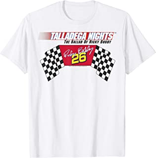 ricky bobby racing shirt