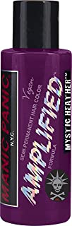 Manic Panic Amplified Mystic Heather Hair Color 4 Oz. Squeeze Bottle