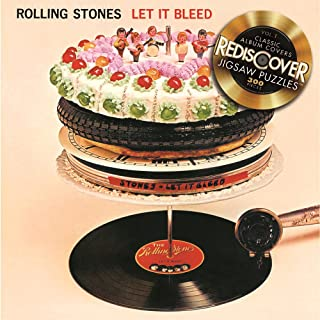 Rolling Stones Let it Bleed Album Cover 300 Piece Puzz