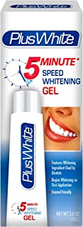 Plus White 5-Minute Premier Speed Whitening Gel, 2.0 Ounce