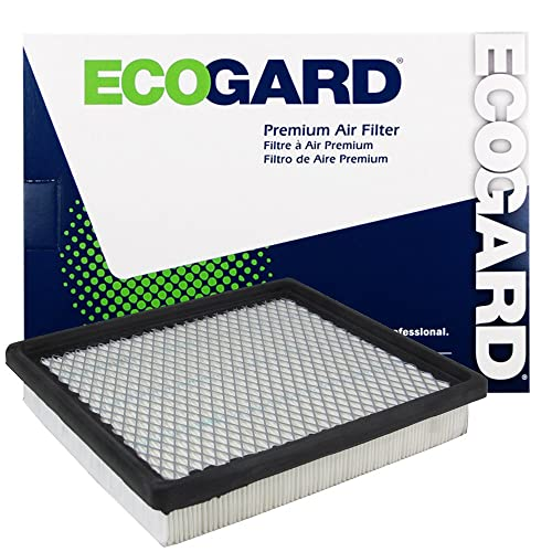 ECOGARD XA5396 Premium Engine Air Filter Fits Dodge Grand Caravan / Chrysler Town & Country /